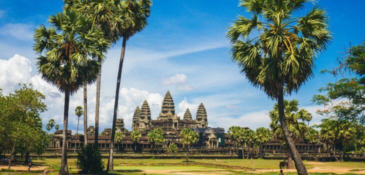 corona maatregelen Cambodja